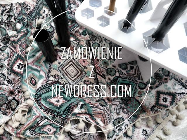 Moje zamówienie z newdress.com