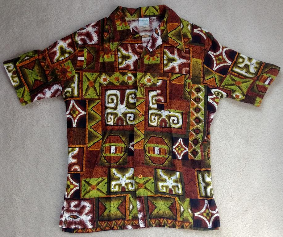 Kona Diving Company >> Vintage Aloha Shirts