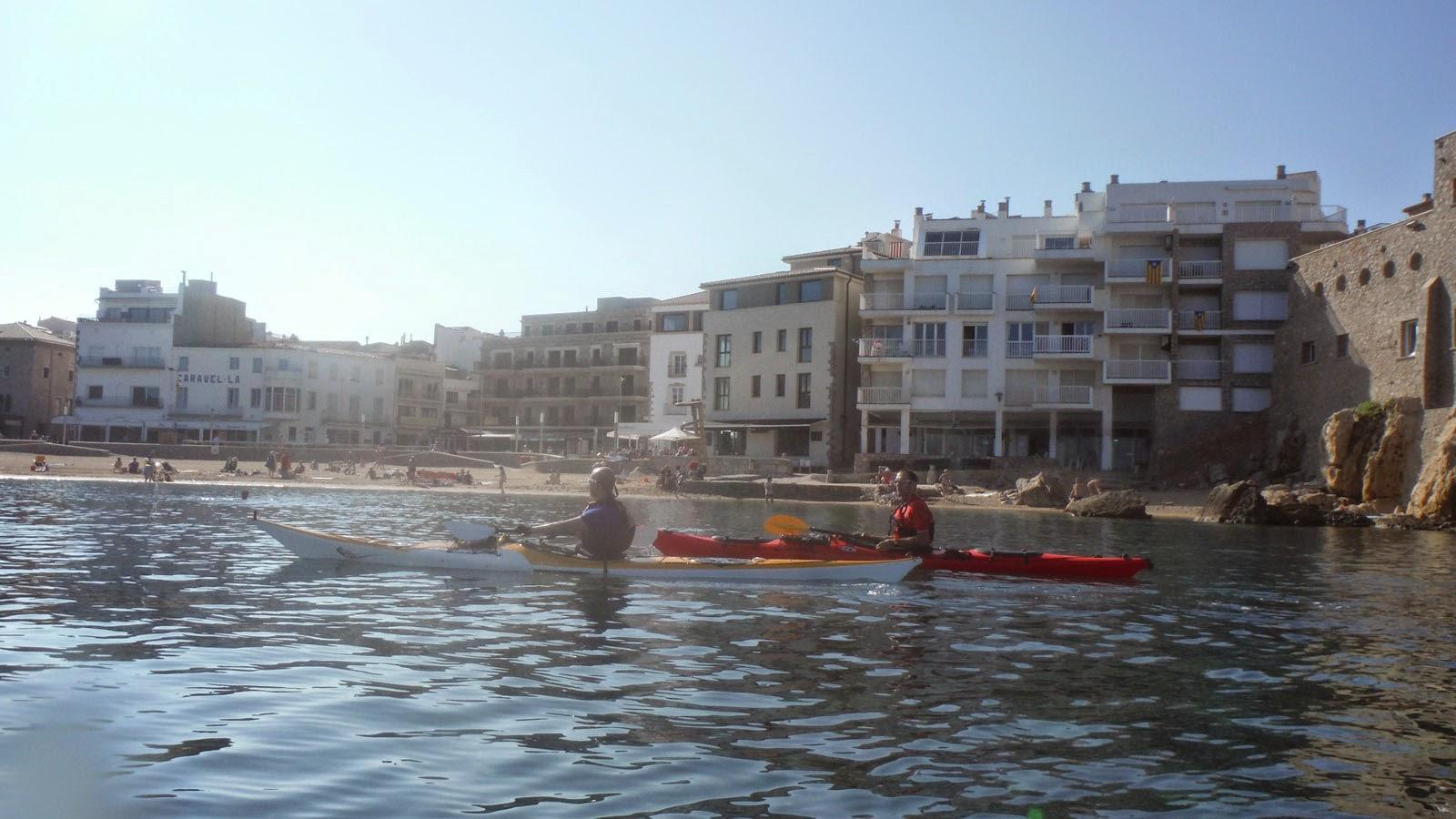 Port d'en Perris - Pesca i caiac Costa Brava - L'escala