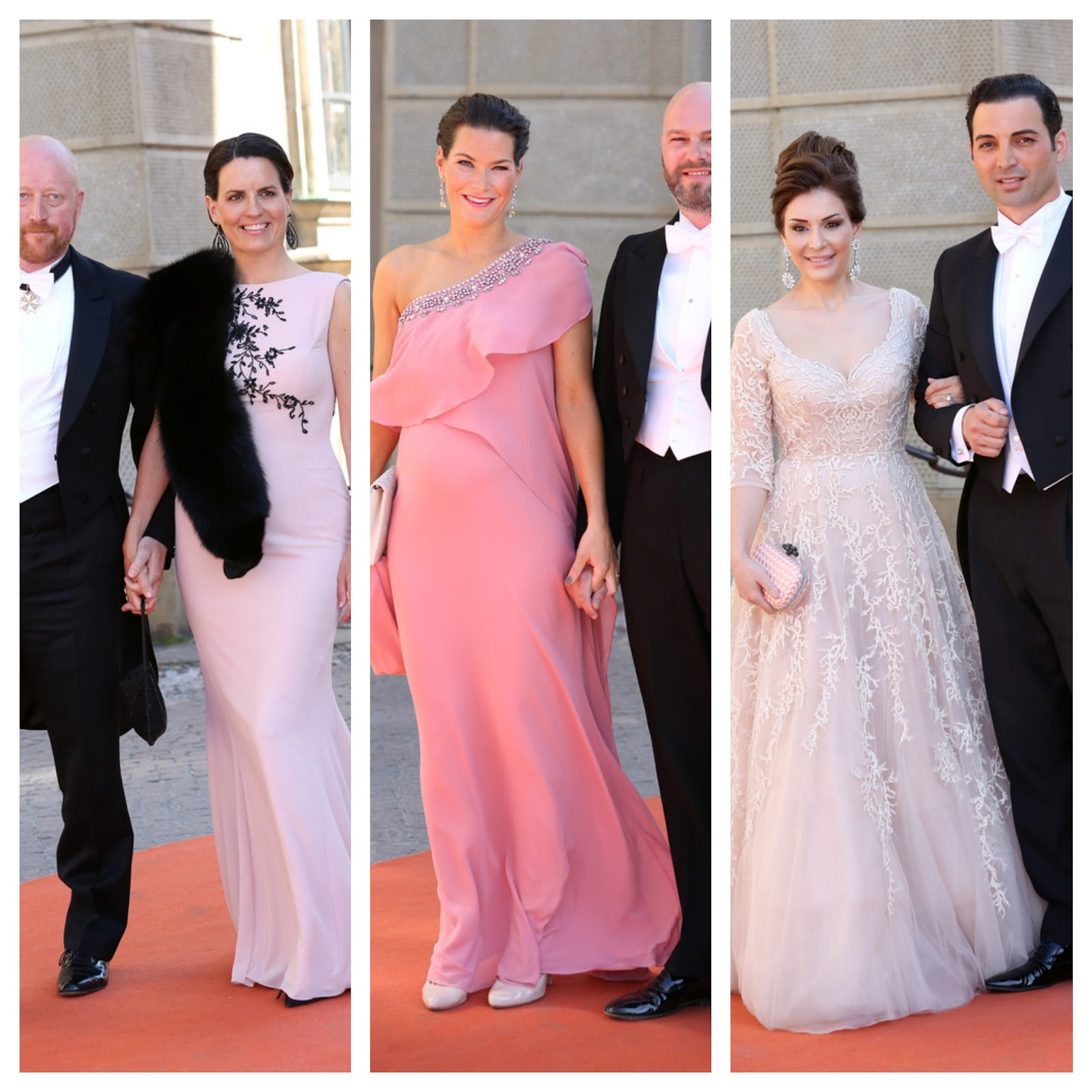 ROYAL COUTURE.....Wedding of Prince Carl Philip of Sweden and Sofia ...