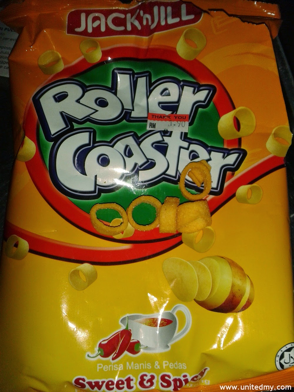 Jack n Jill Roller Coaster