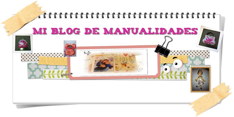 MANUALIDADES DE LOLI