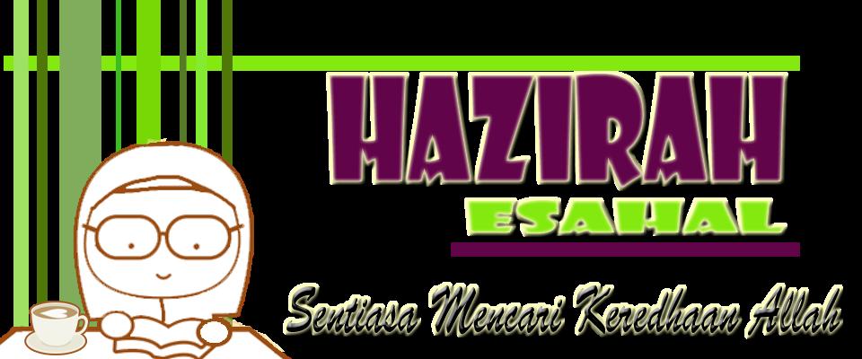 Hazirah Esahal