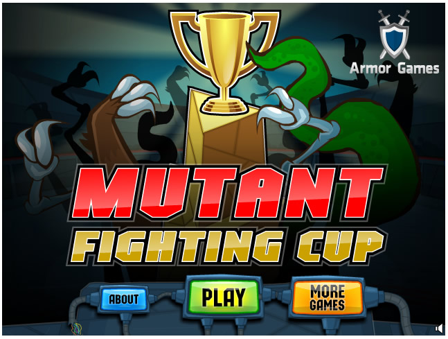 Armor Game : Mutant Fighting Cup