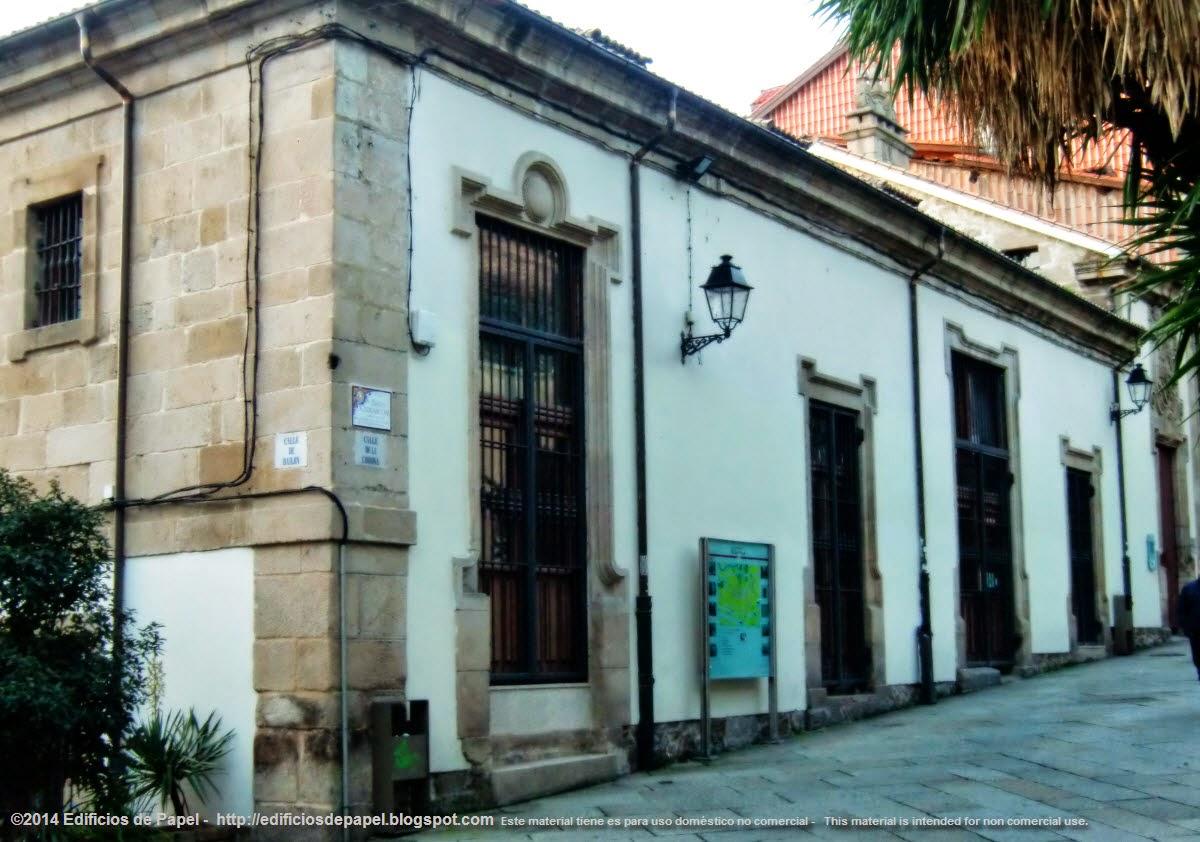 Antigua Cárcel Episcopal