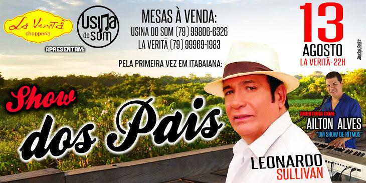 SHOW DOS PAIS - NO LAVERITA (ITABAIANA SE) 2016