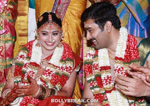Sneha and Prasanna marriage - Prasanna Sneha Marriage Pics - Wedding Ceremony
