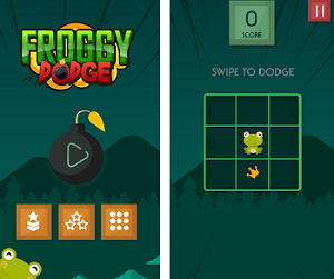 Most Addictive Game of the Week – Froggy Dodge