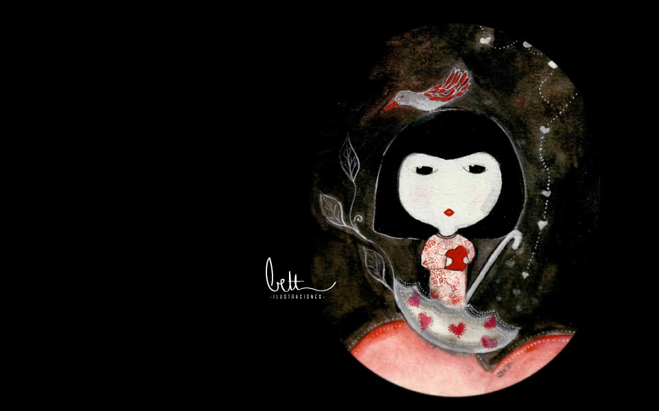 Bett ilustraciones