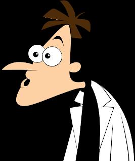 Dr Heinz Doofenshmirtz