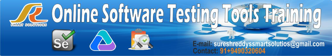 Software Testing Tools Training