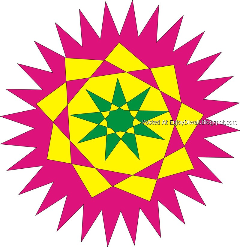 New Rangoli Designs For Diwali 2011 ~ ForAngelsOnly