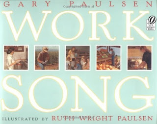 bookcover of WORKSONG by Gary Paulsen