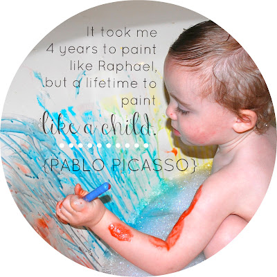 Pablo Picasso quote every child is an artist