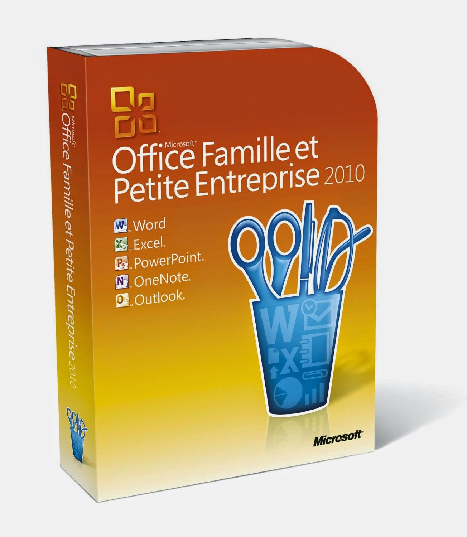 Office famille et petite entreprise 2010 outlook inclus - Transferer office 2010 sur un autre pc ...