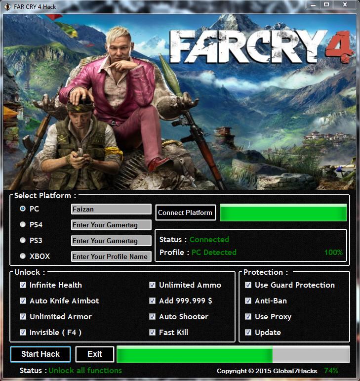 far cry 4 how to kill heavy