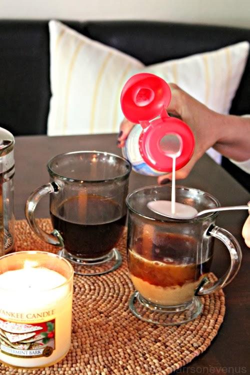 Eggnog Latte Coffeemate