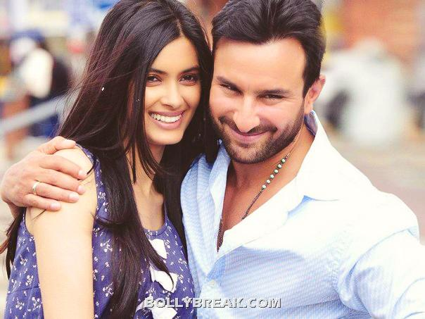 saif ali khan & diana penty still from cocktail - Do saif ali khan & diana penty make cute pair?