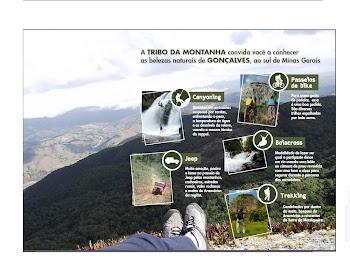 Programação 2018 Tribo Montanha Ecoturismo.