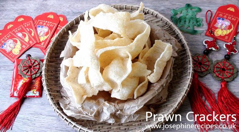 how to make thai prawn crackers