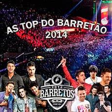 Baixar CD As Top Do Barretão 2014