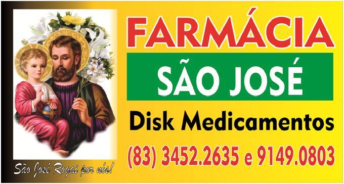 FARMÁCIA SÃO JOSÉ