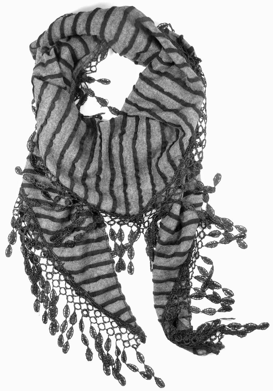 lenços e echarpes inverno 2014