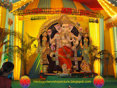 Pictures Of Ganesh - Ganesh Chaturthi Hindu Festival