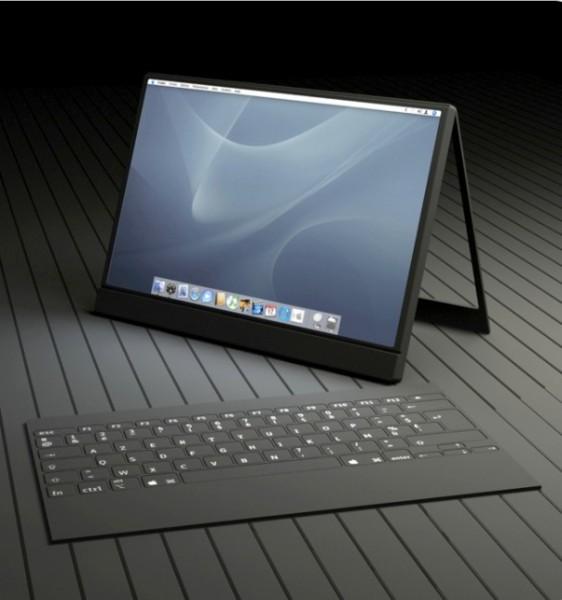 Futuristic Laptop Designs 100knot