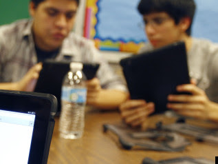 American High School Students Are Reading Books At 5th-Grade-Appropriate Levels