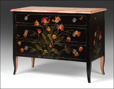 Painted furniture table  drawer designs. Painted furniture table  drawer designs    An Interior Design