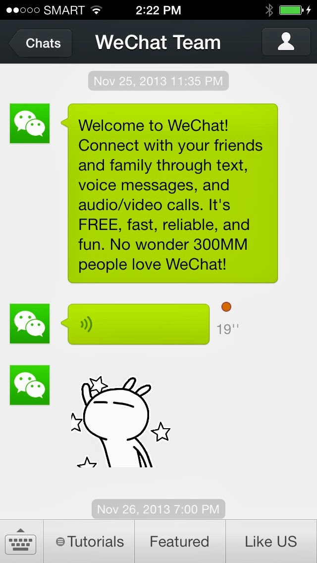how to find people on wechat