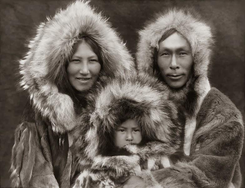 Eschimos, Inuit