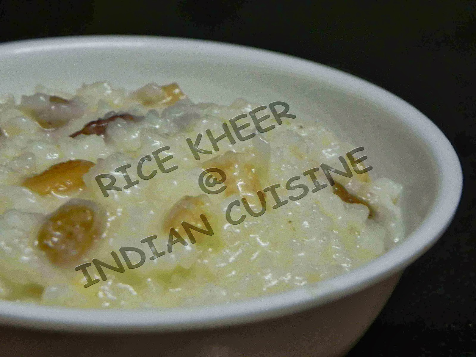 Indian desserts rice kheer doodh paak rice payasam recipe rice kheer also known as rice pudding is an important and traditional indian sweet dish rice kheer is a classic dessert very traditional to the indian forumfinder Images