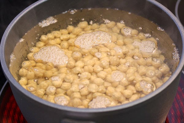 Beans Soaking