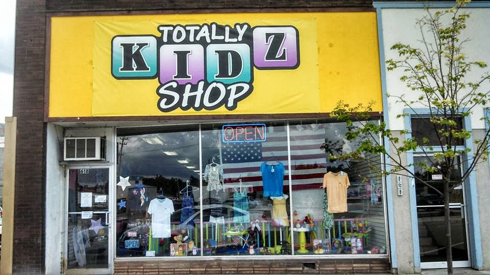 Totally Kidz is Located at