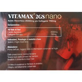 VITAMAX 2GS NANO