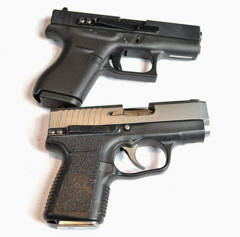 glock g42 380 acp review