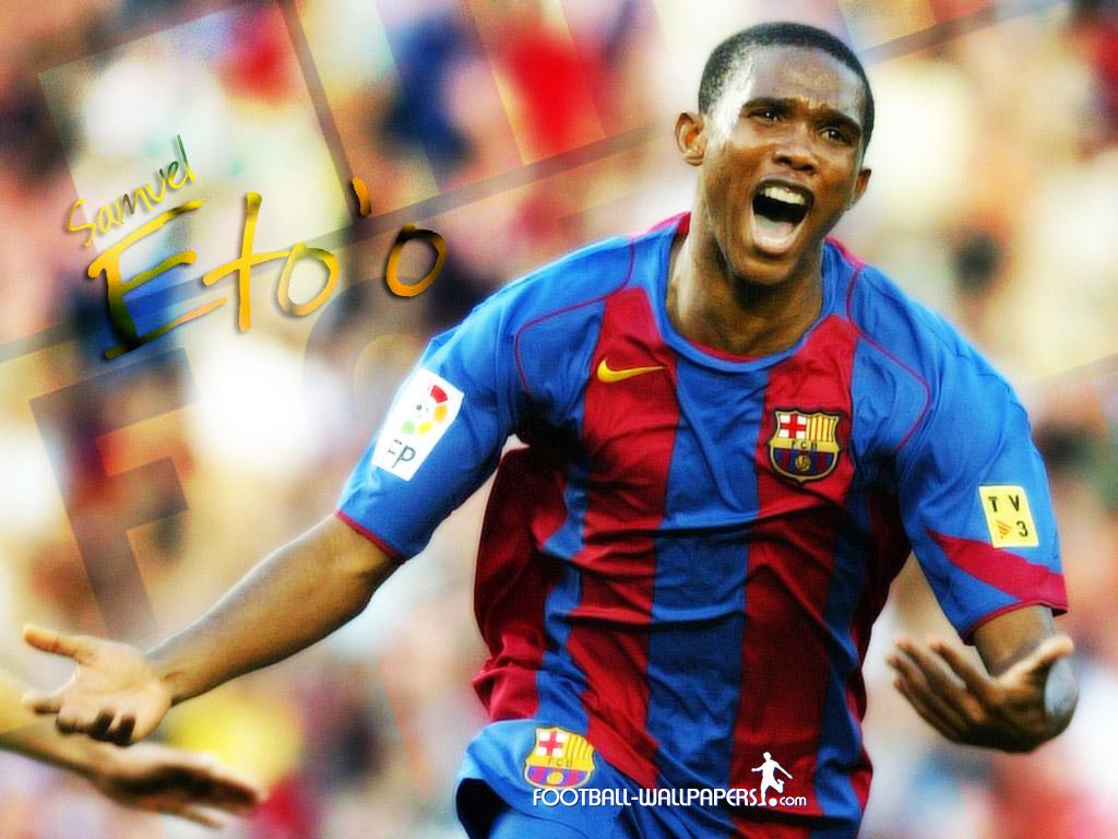 Samuel Eto o Football best player 2011