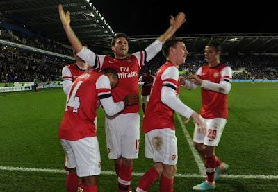 Watch Reading vs Arsenal Live Stream Barclays Premier League 17 Dec 2012