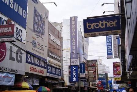 jalan ABC Bandung