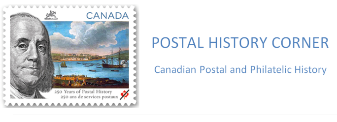 Postal History Corner