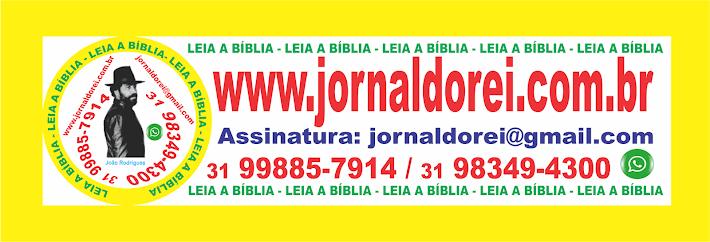 Jornal do Rei Mateus Leme MG