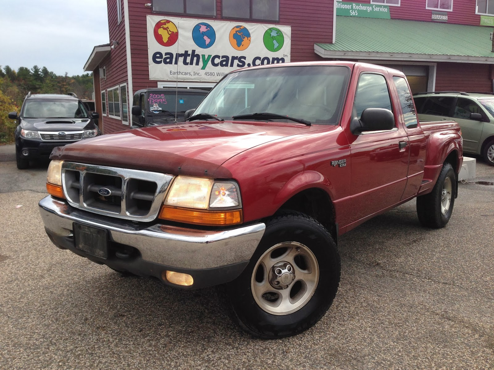 Earthy car of the week 1999 ford explorer 4x4