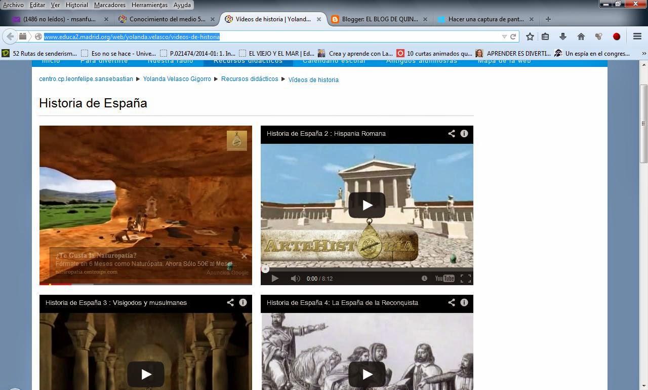 http://www.educa2.madrid.org/web/yolanda.velasco/videos-de-historia