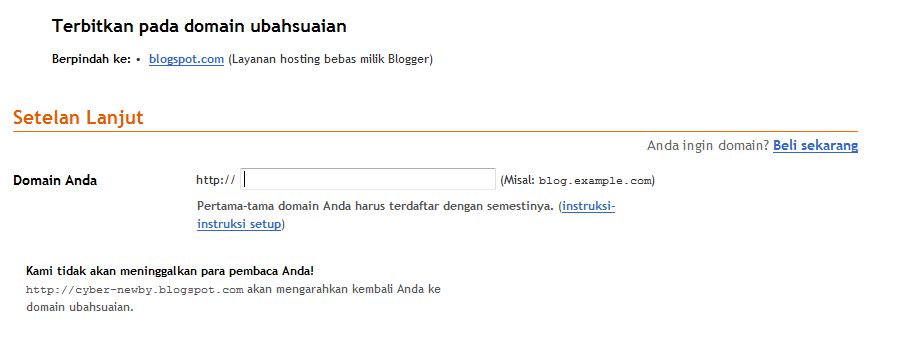 Tips Blogging, Artikel