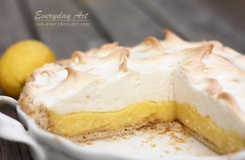 America S Test Kitchen Lemon Meringue Pie Recipe