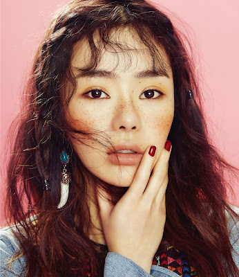 Seo Woo - Sure Magazine April Issue 2015