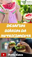 Vídeo sobre Desafios na Nutrição no Início de carreira