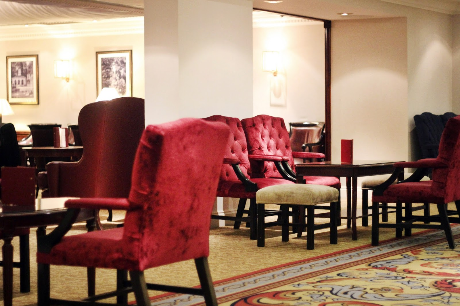 Afternoon Tea at The Lancaster London Hotel  Review